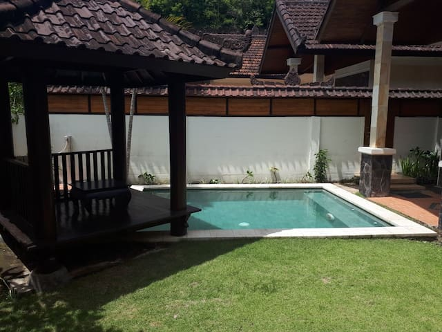 2 Bedroom 2 Bathroom with Private pool