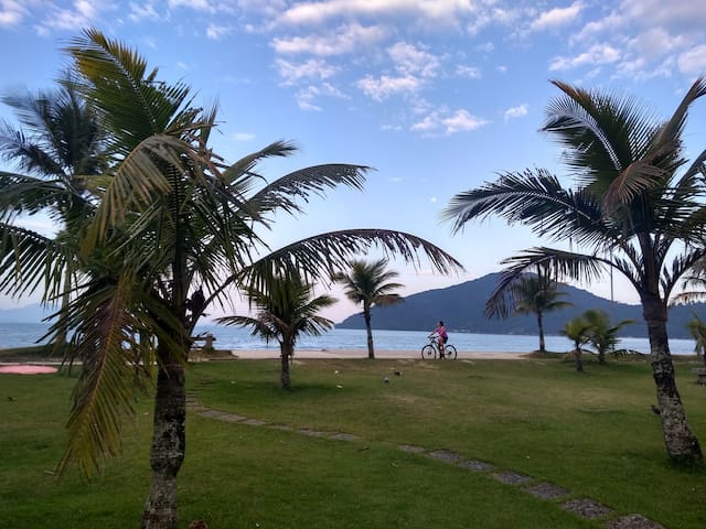 Suite in the tourist heart of Ubatuba
