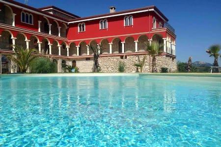 Villa Vento dei Cieli - Zimmer Marocco