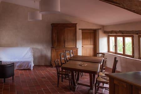 500 years old house, 4th floor - Céreste