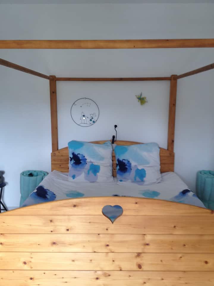 Chambre n°1 avec vue sur campagne d aubenas