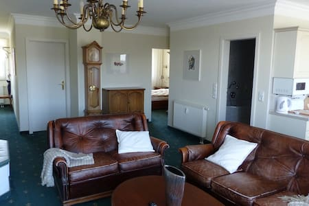 Penthouse Flat - 30 minutes to the fair - Spalt