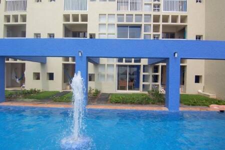 semana vacacional en cancun mexico - Cancún - Apartment