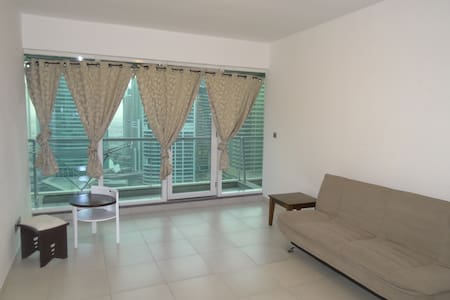 Bedroom in JLT with view and private bathroom - Dubai