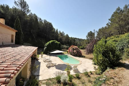 Beutiful provencal villa with swimming pool - มาร์เซย์