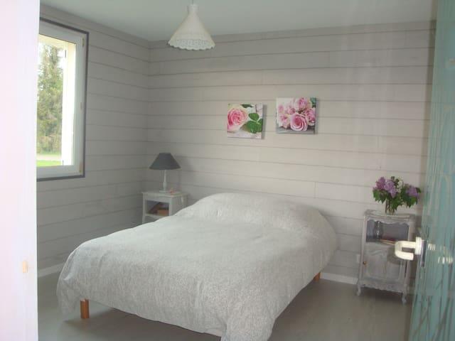 Maison Ossature bois - Cusey - Tatil evi