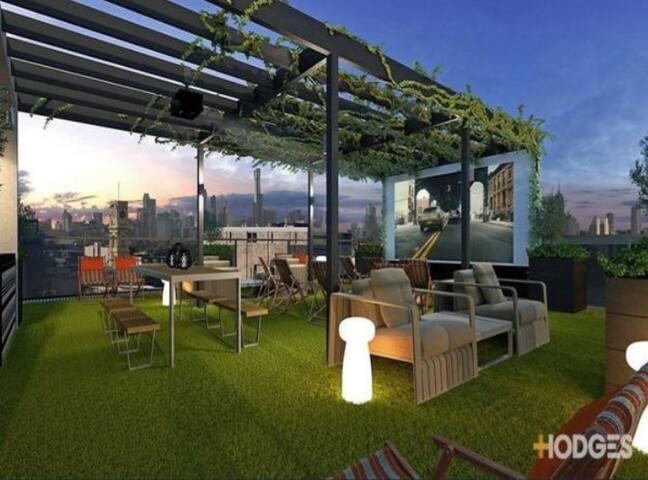 Modern apartment in the heart of beautiful Prahran