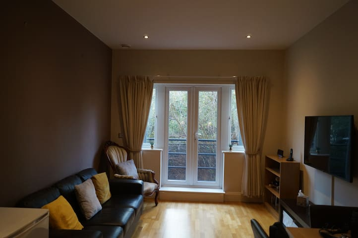 Modern & Cosy Brentford Lock Apartment