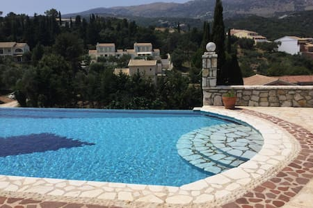 Villa Angelina - Villa, Private Pool, Sea views - Kassiopi