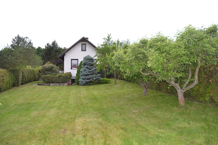 House for 4 pers - dog welcome in Cakov R5274