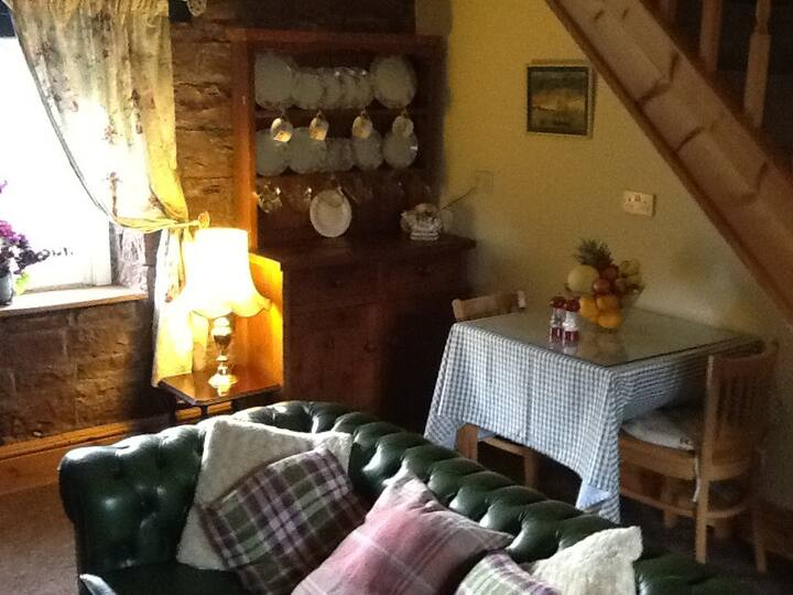Hagget end cottage