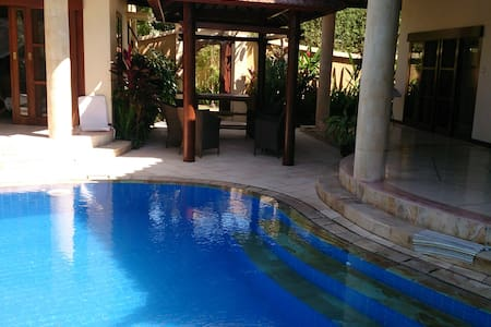 Luxury 3 bedroom villa in sanur - South Denpasar - Casa de camp
