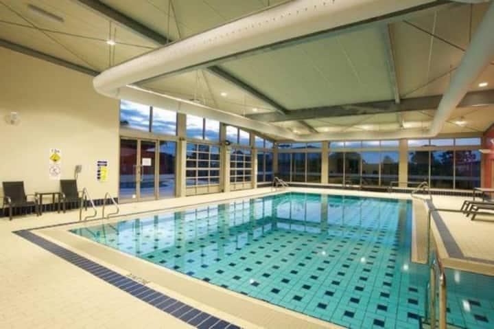 🦘 Loch Nest - heated pool, tennis, foxtel, wifi