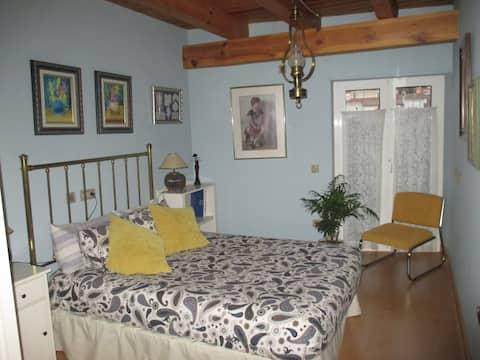 Habitación en casa acogedora