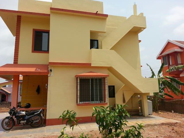 Ranco bungalow A-8(Gawde) - Sawantwadi