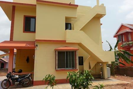 Ranco bungalow A-8(Gawde) - Sawantwadi - Domek parterowy