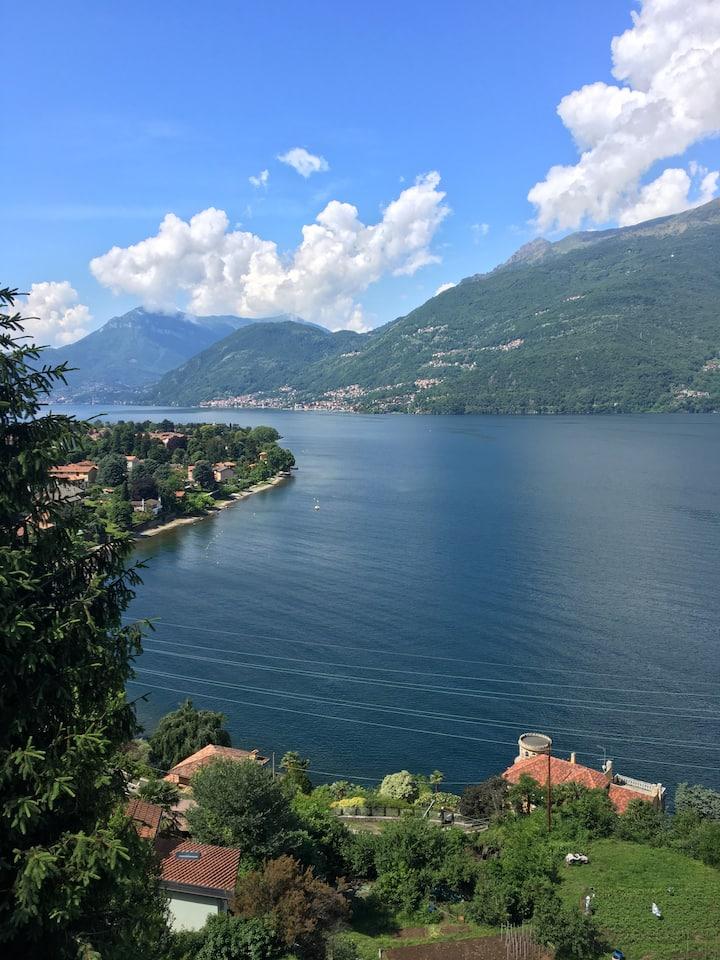 Casa Tilde superba vista Lago Como