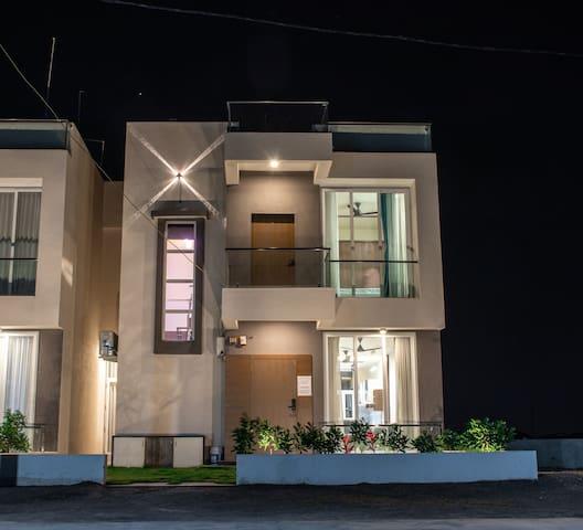 Sankalp Resort 2 BHK Villa (No.1) in Amreli