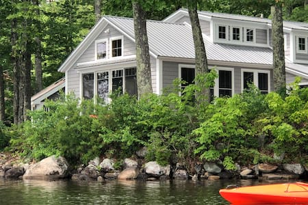 Lakeside Maine Cottage in Belgrade, Maine