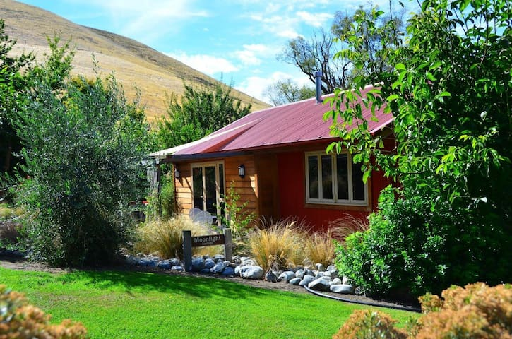 Moonlight Cottage - idyllic Burn Cottage Retreat - Cromwell - Apartament