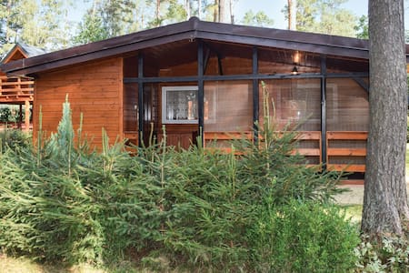 Holiday cottage with 1 bedroom on 52m² in Ostroda