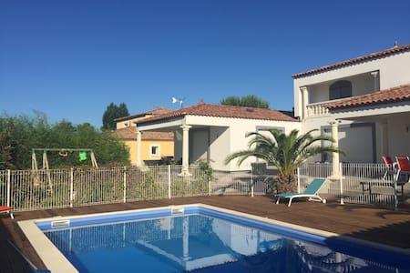 Magnifique villa contemporaine - Villetelle