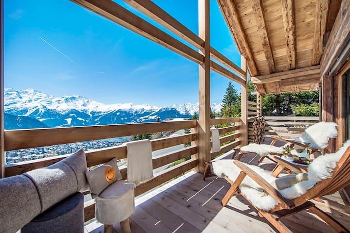 Chalet Alpin Roc: 117967 - Bagnes - Villa