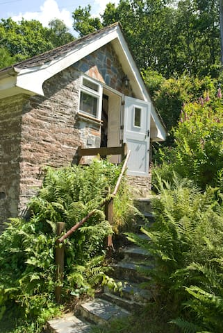 Charming cottage near Eden Project - Herodsfoot - Dům