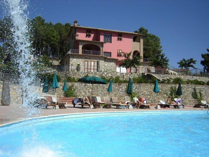 Borgo San Pecoraio Bilocale Melograno per 4