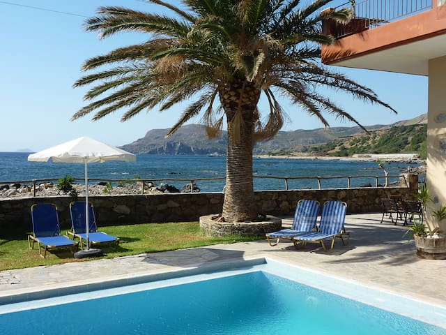 Pericles Beach Villa, Crete - Chania - House