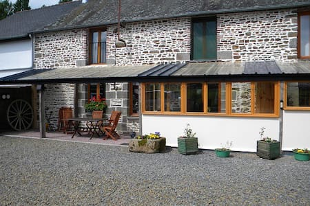 Le Pre B&B with mezzanine - Saint-James - Penzion (B&B)