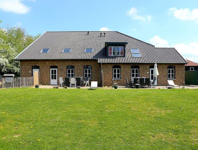 luxurious house near Maastricht