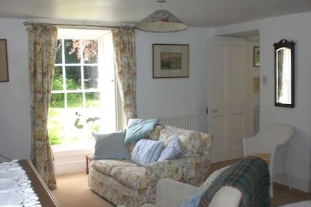 Homely bed sit in Wensleydale - Redmire - Lejlighed