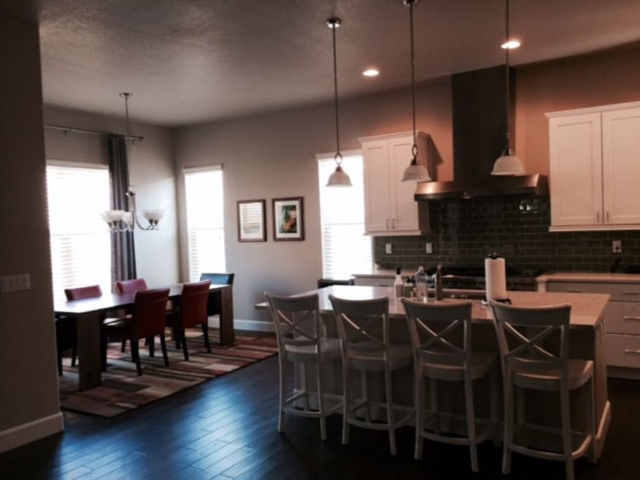 All-new appliances and furnishings