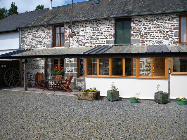 Le Pré Bed and Breakfast - Lower-Normandy - Szoba reggelivel