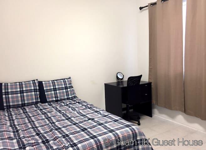 JK Guest House(Double A / 1~2 People)