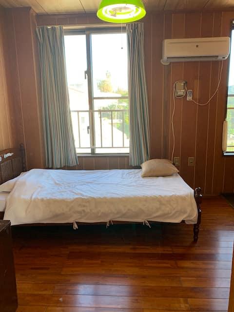 シンプルステイ歓迎します。外国人歓迎します。208号室