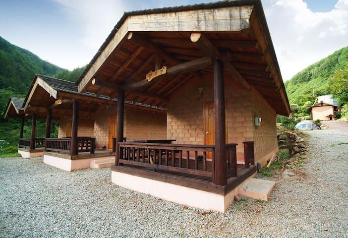 다래방(darae-room) - Hongcheon-gun - Casa