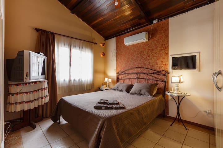 Residência confortável na Lagoa da Conceição - Florianópolis - Apartamento