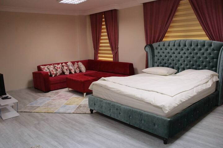 Batusay Residence Apart Hotel - İlkadım - Flat