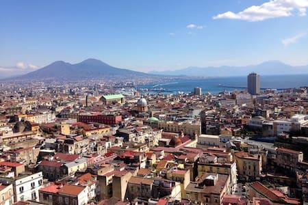 Centro Storico Rooftop - Neapel