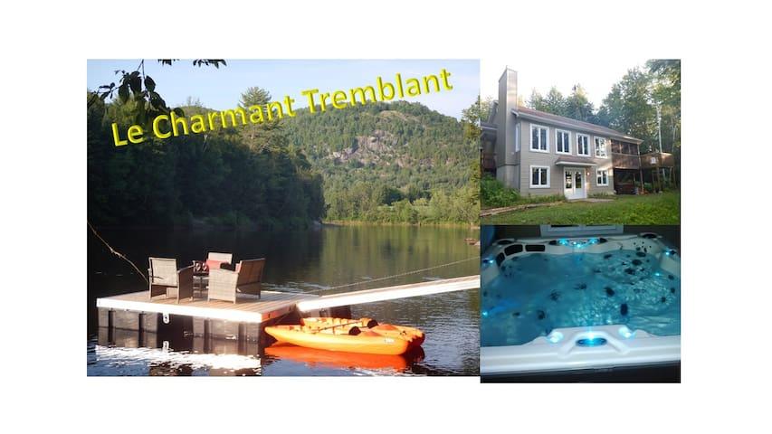 Spécial vacance été quai kayak spa billard calme