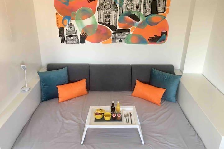 Studio Jardim São Lázaro