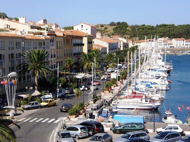 Maison de vacances années 70 - / Port-Vendres - Villa