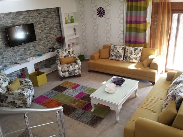 WONDERFUL TRIPLEX VILLA FOR HOLIDAY - Mahmutlar alanya - วิลล่า