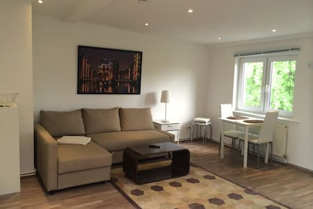 Bright and new renovated apartment - Hamburg - Appartement