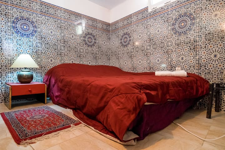 Beautiful Medina Studio - Rabat - Huis