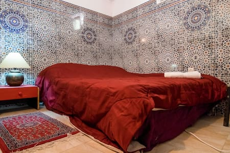 Beautiful Medina Studio - Rabat - House