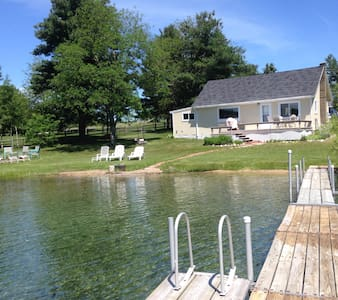 Private FrontageSilver Lake Cottage - Traverse City - Ev