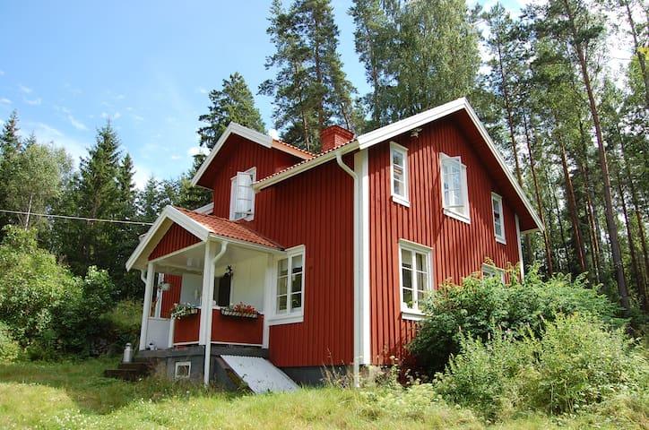 Sommartorp i Värmland - Molkom - Dom